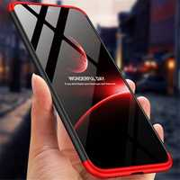 Bakeey™ 3 in 1 Double Dip Full Body Ultra Thin Shockproof Hard PC Protective Case for Xiaomi Redmi Note 7 / Note 7 Pro