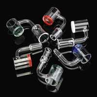 Male/Female 10mm/14mm/18mm Quartz Bowl Rette Nail Water Glass Stopper Pipe Straw