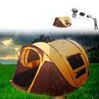 Acheter 5-8 Person Automatic Camping Tent Waterproof UV Protection Sunshade Canopy Outdoor Travel Beach