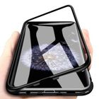 Buy Bakeey Magnetic Adsorption Aluminum Tempered Glass Protective Case for Samsung Galaxy S9/S9 Plus/Note 8/S8/S8 Plus/S7/S7 Edge