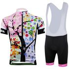 Discount pas cher AOGDA Tree Bike Clothing Suit Bicycle Arm Warmers Short Sleeves Set for Women