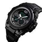 Wholesale Price SKMEI 1517 Distance Call Message Reminder Dual Display Watch