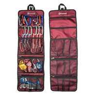 CAMNAL Climbing Storage Bags Waterproof Mountaineering Equipment Bag Carabiner Folding Bag