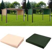 5.2x1.2M Sun Shade Pergola Canopy Outdoor Camping Tent Sunshade Cover Garden Patio Shelter
