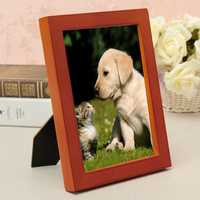 8 Inch Scaffolding Frame Picture Frames Wooden Standing Photo Frames Home Decoration