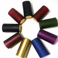 PVC Wine Bottle Heat Shrink Cap Seal Ring Cover Home Brew Tool Convenient Wine Stopper