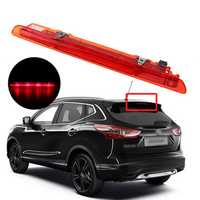 LED High Mount Stop Lamp Rear Tail 3RD Third Brake Light Red for Nissan Qashqai 2006-2014