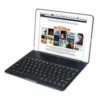 bluetooth Keyboard Stand Case For iPad 9.7 Inch 2018/iPad 9.7 Inch 2017/iPad Air/Air 2/iPad Pro 9.7 Inch 2016