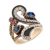Luxury Rhinestone Women Rings