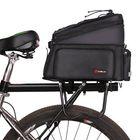 Meilleurs prix WHEEL UP 26L Rainproof Bicycle Rear Rack Seat Saddle Bag Cycling Bike Tail Storage Bag Bike Bag with Rain Cover