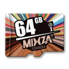 Prix de gros Mixza U3 64GB The Colorful Series High-speed Memory Card