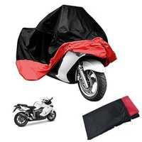 Motorcycle Street Bike Cover Waterproof Protective Rain Breathable