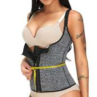 ZANZEA Push Up Chest Support Back Vest Shapewear