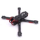 Prix de gros Dragon HX5 X5 220mm 5 inch FPV Racing Frame Kit RC Drone 4mm Arm Carbon Fiber