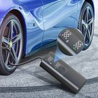 Recommandé 120Psi Wireless Car Air Pump Digital Display Tires Mini Portable Home Multi-function Inflater with LED Lighting for Auto Electric Pedal