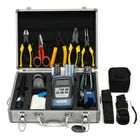 Recommandé 25PCS Optic Fiber FTTH Tool Kit Fiber Cleaver & FC-6S Optical Power Meter W/Box Repair Tool