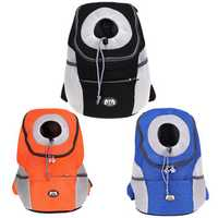 Pet Backpack Carrier Dog Bags Breathable Outdoor Travel Bag Dog Carrier Backpack Pet Dog Front Bag