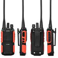 BAOFENG BF-999S Walkie Talkie Single Band Two Way Radio Interphone Tansceiver for Security Hotel