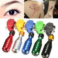 Rotary Tattoo Gun Machine Motor Eyebrow Body Liner and Shader with RCA Cable Kit