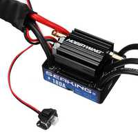 Hobbywing Seaking V3 180A Brushless Waterproof ESC Speed Controller 6V/5A BEC for Rc Boat Parts