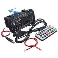 Mono Digital Amplifier Board 220V Car bluetooth HiFi Bass AMP