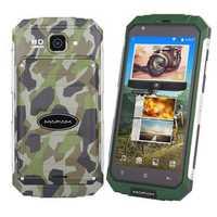 MAFAM V9+ 5.0-inch 3000mAh GPS 8GB ROM Quad Core Dual Sim Outdooors Rugged Smartphone