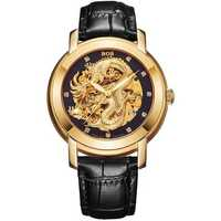 ANGELA BOS 9007 Automatic Mechanical Watches Dragon Col