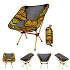 Meilleurs prix IPRee™ Portable Camping BBQ Folding Chair Ultralight Aluminum Alloy Backrest Max Load 150kg