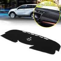 Dashboard Dash Mat Dashmat Sun Cover Pad for HONDA CR-V CRV 2017 2018 Left-hand Drive