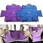 Offres Flash Pet Dog Cat Car Back Seat Mat Travel Cover Waterproof Hammock Blue Purple