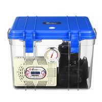 Waterproof Dry Moistureproof Anti-shock Storage Seal Box for DSLR Camera Lens