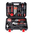 Promotion 20Pcs Repair Hand Tool Set Home Household Kit with Screwdriver Wrench Hammer Tape Wire Cutter & Box