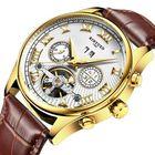 Les plus populaires KINYUED JYD-J011 Calendar Automatic Mechanical Watch