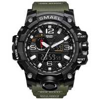 SMAEL 1545 Waterproof Sport Watch Dual Display Watch