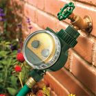 Promotion KCASA KC-JK666 Garden Automatic Watering Timer Ball Valve Rainfall Monitoring Induction Timer