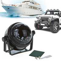 Sea Ocean Pivoting Marine Compass Boat Truck Camping Hiking Outdoor Sports