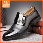 Acheter Men Comfortable Leather Business Lace Up Formal Shoes