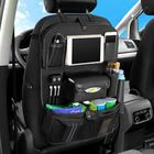 Meilleur prix Back Seat Organizer Tray Box Car Hanging Storage Bags Table with 4 USB Port
