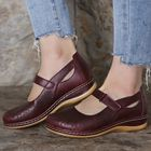 Meilleurs prix LOSTISY Women Hollow Out Breathable Comfy Casual Flats