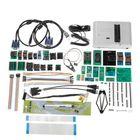 Meilleurs prix RT809H EMMC-Nand FLASH Programmer +52 Items +TSOP56 TSOP48 SOP8 TSOP28 EDID Cable VGA to HDMI + SOP8 Test Clip