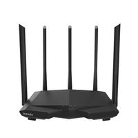 Tenda AC7 1200M Dual-band Wireless WIFI Router 5*6dBi Antennas 5G Gigabit Home Coverage APP Control WiFi Repeater