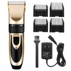 Prix de gros Y.F.M® Rechargeable Men Electric Hair Clipper Trimmer Beard Shaver 110-240V Haircut Ceramic Blade