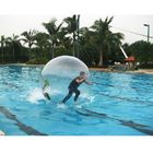 Meilleurs prix 1.8M 6ft Inflatable Float Ball PVC Water Walking Ball Swimming Pool Play Toys For Outdoor Water Sports Maxload 150KG