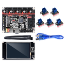 Meilleurs prix BIGTREETECH SKR V1.3 Controller Board + TMC2208 UART Stepper Motor Driver + TFT3.5 Touch Screen Mainboard Kit for 3D Printer