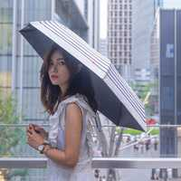 KONGGU Mini Five Folding Umbrella From Xiaomi youpin