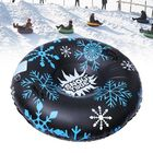 Promotion 47 inches Thicken Inflatable Snow Tube Children Kids Snow Ring Toys Outdoor Snow Sled Tube Sledge