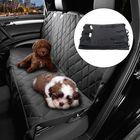 Meilleurs prix Pet Dog Cat Car Back Seat Cover Blanket Mat Protector Waterproof Travel Hammock