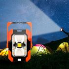 Les plus populaires ARILUX 6W Solar Power LED Camping Lantern Portable Work Light Waterproof Magnet Emergency Lamp Power Bank