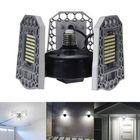 Les plus populaires 200W 240W 300W Waterproof Light Sensor E27 LED Bulb Deformable Garage Lamp Ceiling Workshop Lighting