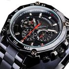 Discount pas cher Forsining GMT1138 Week Display Waterproof Mechanical Watch
